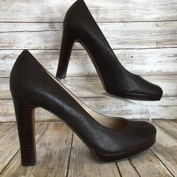 f565158a7c5 Franco Sarto Shoes - Franco Sarto Baroque Brown Platform Pumps...(32)